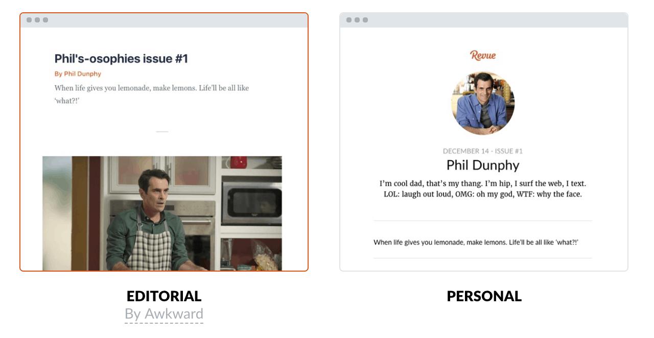 créer newsletter